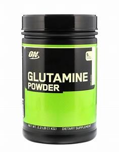 Glutamine Powder By Optimum Nutrition  1000 Grams