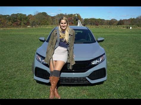 civic hatchback lx base model review  test drive