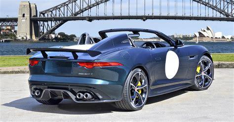 Jaguar Type Project Arrives Australia Photos
