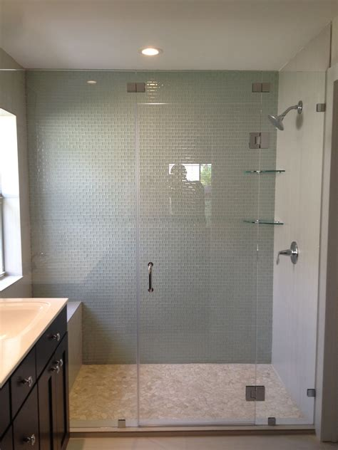 Shower Door Glass by Frameless Shower Glass Doors