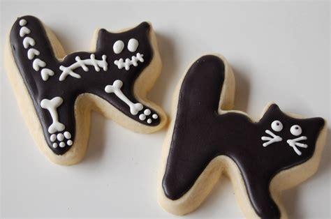 halloween sugar cookies enchanted cookies