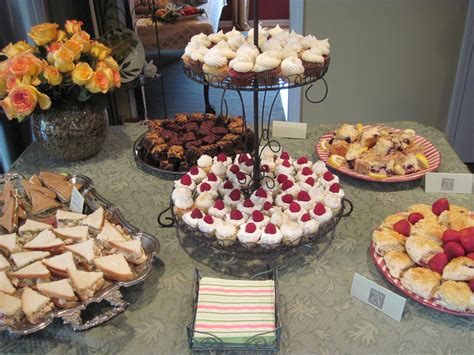 kitchen tea food ideas easy entertaining hosting an at home bridal