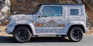 Suzuki Jimny 2018 Model : 2018 suzuki jimny looks headed for australia photos caradvice ~ Maxctalentgroup.com Avis de Voitures