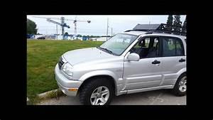 Walk Around Of The 2001 Suzuki Grand Vitara