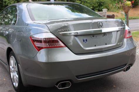 2009 Acura Rl For Sale by Sell Used 2009 Acura Rl Sh Awd Tech Pkg Hail Damage