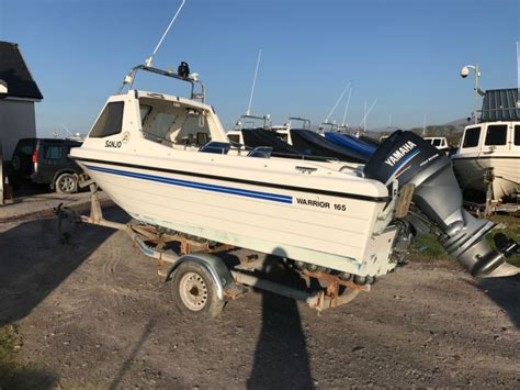 Warrior Fishing Boats For Sale Uk by Warrior 165 Fishing Boat For Sale For 163 7 000 In Uk Boats