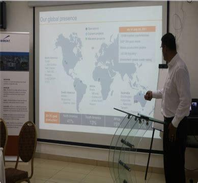 newmont ghana asset management program  enabling asset