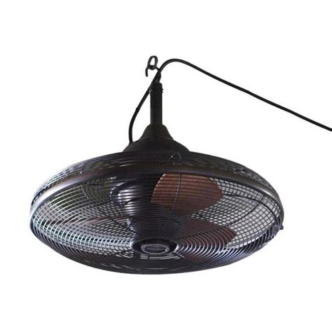 lightweight gazebo ceiling fan shop allen roth valdosta 20 in dark oil rubbed bronze