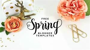 free spring blogger templates designerblogscom With free blogger header templates