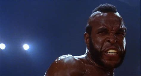 Rocky 3 Mr T Quotes