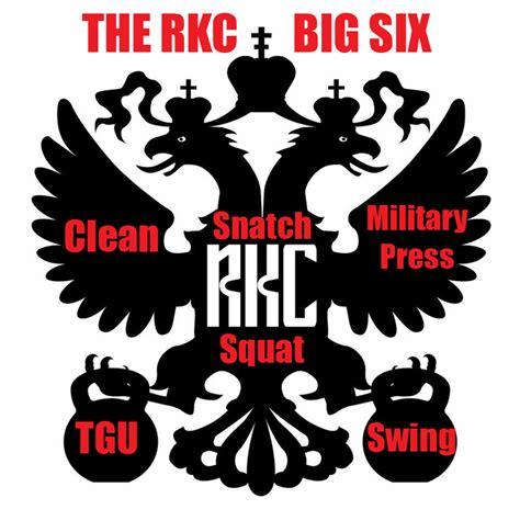rkc kettlebell six