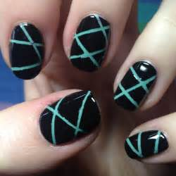 Nail striping tape ideas ^