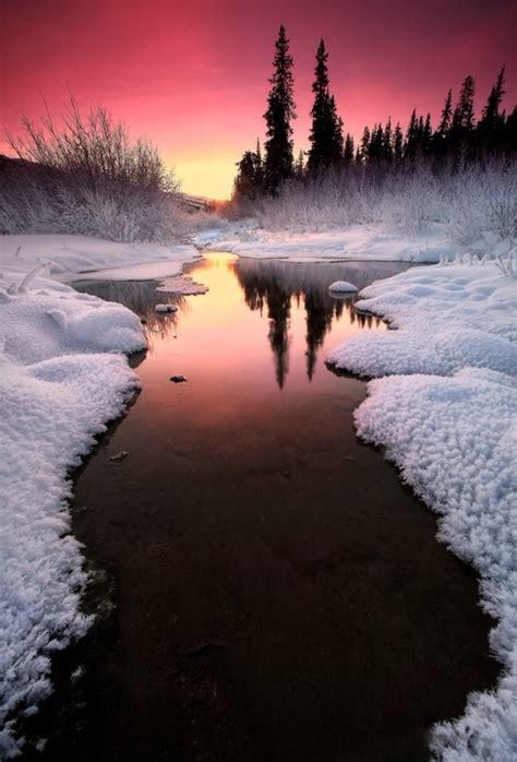 but canapé le paysage d 39 hiver en 80 images magnifiques archzine fr