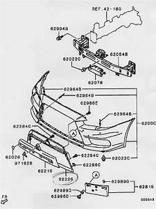 Mitsubishi Lancer Parts Diagram