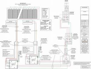 Solar Electrical Drawings