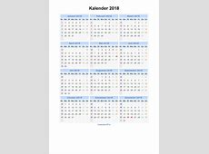 Maart 2018 kalender 2018 Calendar printable for Free
