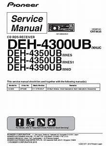 Pioneer Deh 4300ub Wiring Diagrams