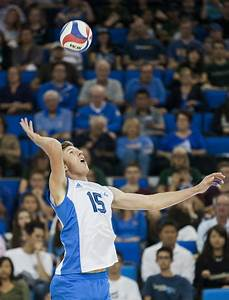 UCLA men's volleyball fails to overcome BYU in MPSF ...