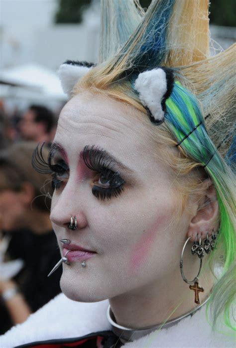 hot goth chicks rule  pics izismilecom
