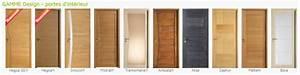 Porte Interieur Design : portes int rieur en bois fabrication fran aise choisissez ~ Melissatoandfro.com Idées de Décoration