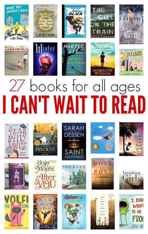 27 Books I Can't Wait To Read This Summer  No Time For