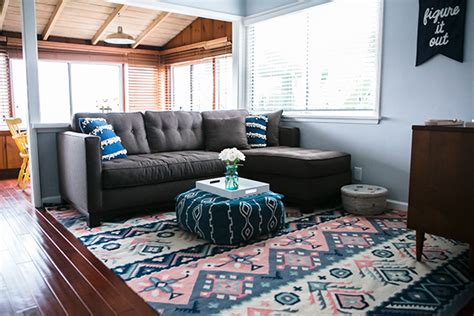Odds & Ends How To Choose The Right Size Rug For Your