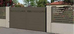 Portail Aluminium Pas Cher : portail aluminium achat vente portail aluminium pas cher ~ Melissatoandfro.com Idées de Décoration