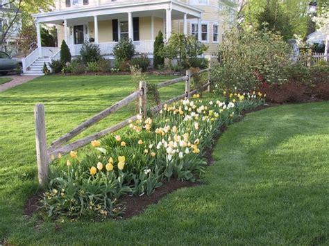 split rail fence landscaping ideas split rail fence for the home pinterest
