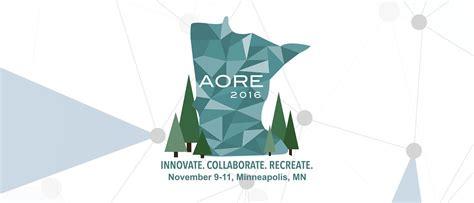join outdoor recreation colleagues aore fall nirsa