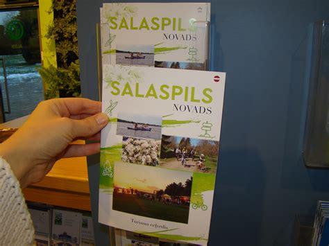 Iznācis jaunais Salaspils novada tūrisma ceļvedis ...