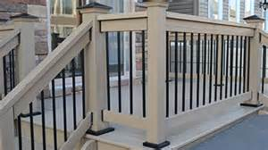 notching posts deck railing deck railing post anchors install posts to deck without
