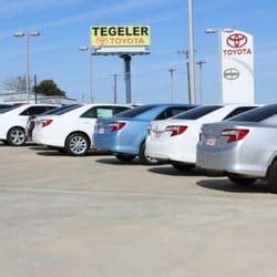 Tegeler Toyota by Tegeler Toyota Car Dealers 1515 Hwy 290 W Brenham Tx