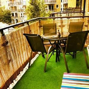 Gazon Artificiel Balcon : la canisse bambou une cl ture de jardin jolie et ~ Edinachiropracticcenter.com Idées de Décoration
