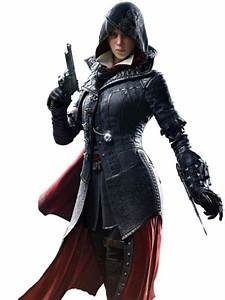 Assassin's Creed Syndicate Evie Frye Women Coat