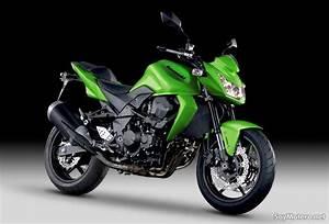 Moto Custom A2 : kawasaki z750 verde 2012 ~ Medecine-chirurgie-esthetiques.com Avis de Voitures
