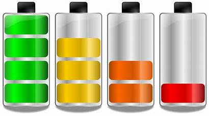 Clipart Clip Level Battery Levels