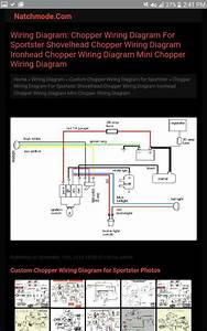 Simple Wiring Diagram For My 87 Aporty Chopper