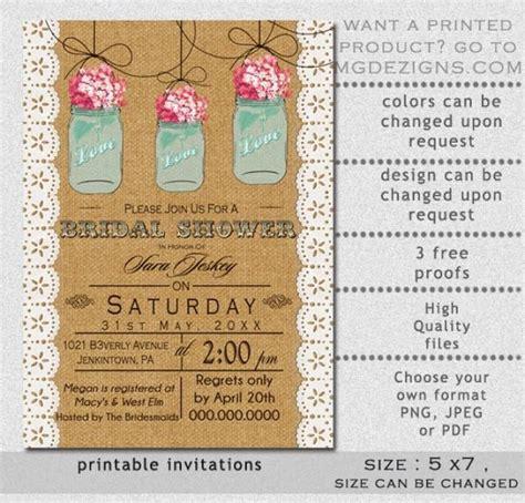 Printable Burlap And Lace Elegant Pink Hydrangea Blue