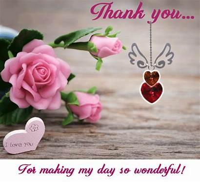 Wonderful Thanks Thank Birthday Send Card Ecard