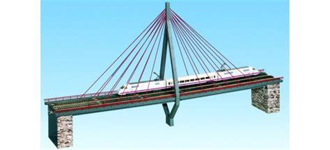 pont moderne suspendu quot rhin quot no 53501 noch ponts et viaducs easy miniatures