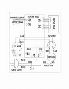 Frigidaire Fac104p1a2 Window Air Conditioner Parts
