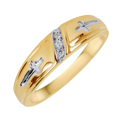 Yellow Gold Wedding Rings For Men inexpensive ? navokal.com
