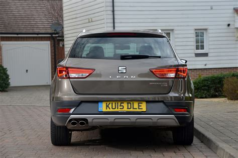 seat leon  perience   review parkers