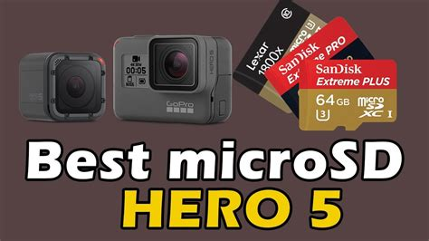 memory card gopro hero black hero session