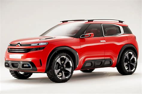 C4 Aircross Interni by Citroen C4 Aircross