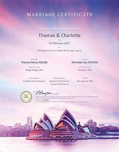 commemorative certificate template - marriage certificate