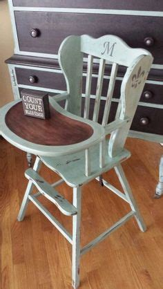 1000 ideas about painted high chairs on