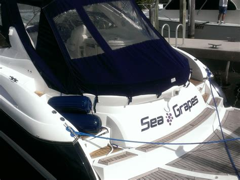 Boat Lettering In Miami by Miami Sign Makers Vinyl Boat Lettering Yacht Signs Fort