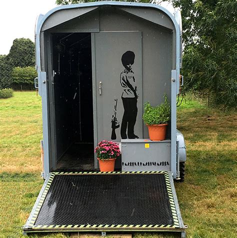 rv closet event toilet and shower hire bell tent company