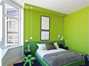 stunning chambre vert anis et gris photos design trends With deco chambre vert anis